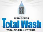 TEPIH SERVIS TOTAL WASH