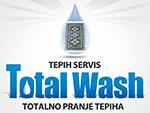 TEPIH SERVIS TOTAL WASH Logo